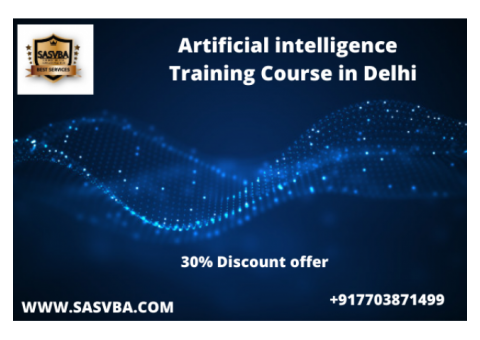 Artificial Intelligence Training Course in Delhi NCR