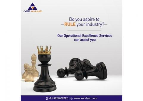 Get Operational Excellence Training at ADDVALUE Consulting