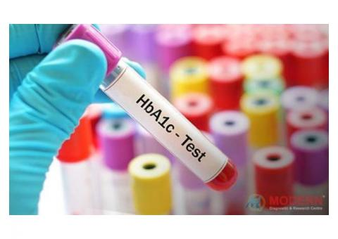 HbA1C Tests in Gurgaon | MDRC India