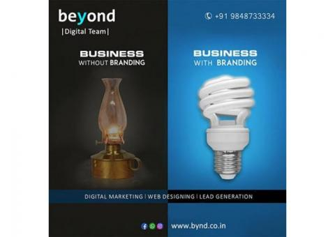 Beyond Technologies |Web designing company in India