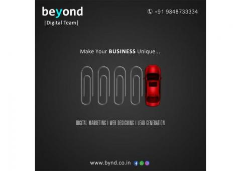 Beyond Technologies |Best Web designing company in India