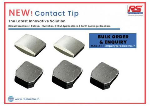 Contact Tips Manufacturers, suppliers and Exporters in India