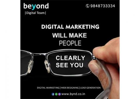 Beyond Technologies | digital Marketing company in India
