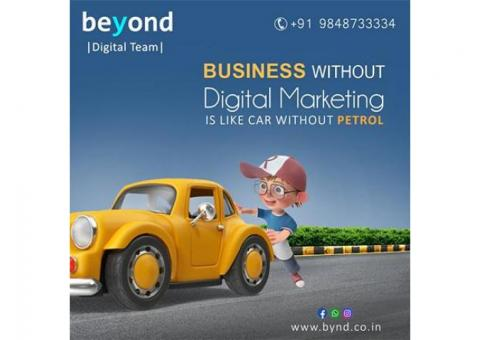 Beyond Technologies |Digital Marketing company in Vizag