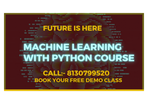 Best Machine Learning courses in Gurgaon