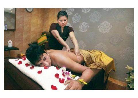 Body to body massage by girls Township 9758811377