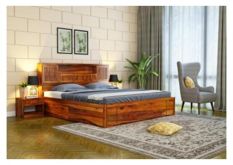 Best wooden furniture online in India at Urbanwood