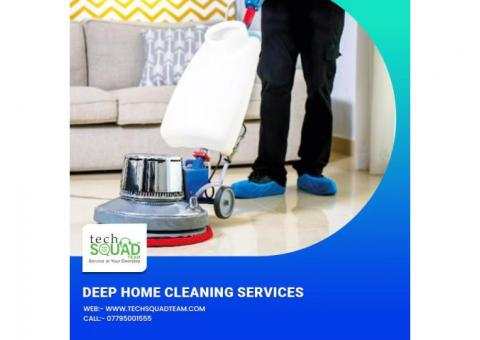 Deep Clean your Home in Chennai