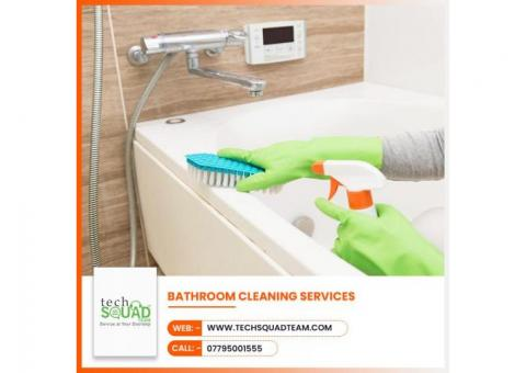 Bathroom cleaning services in Chennai