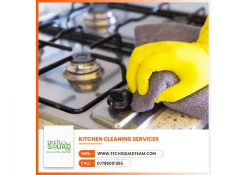 Kitchen Cleaning Services in Chennai