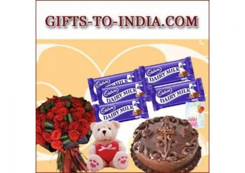 Send Online Rakhi & Sweets to Kanpur Same Day &amp