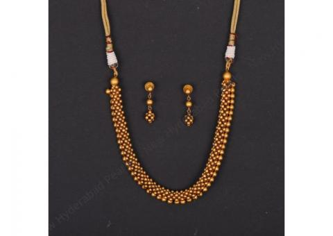 Earrings for women at best deals - New Hyderabad Pearls