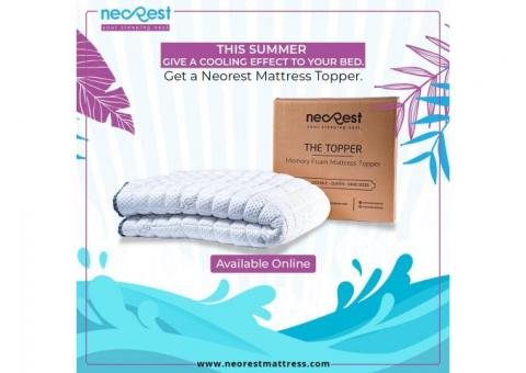 Buy Neorest Mattress Topper Online | Best Mattress Topper in India