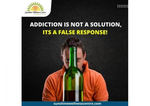 Leading Alcohol Rehabilitation Centres in Mumbai, India - Sunshine Wellness