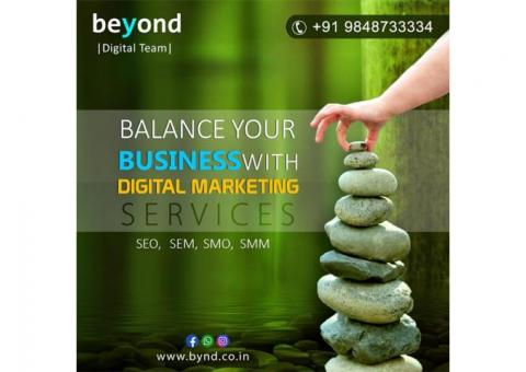 Beyond Technologies |SEO company in Andhra Pradesh