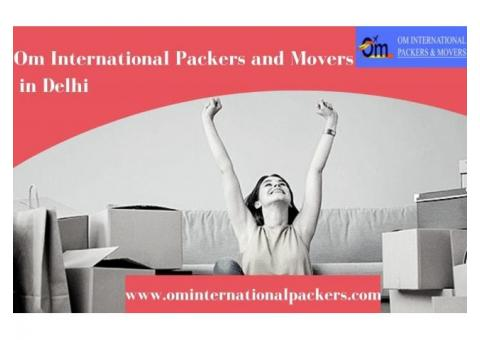 Hire International packers and movers in Delhi to relocate your household