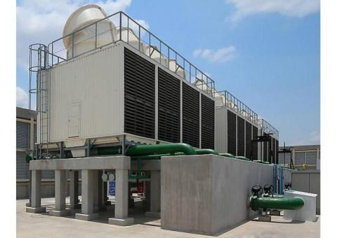 Cooling Towers for All your Industrial Cooling Requirements