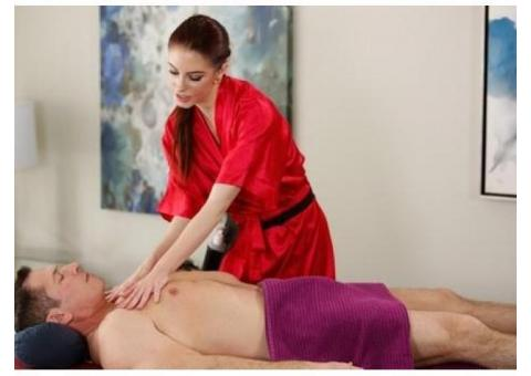 Body to Body Massage services in Nirala Nagar Lucknow 7565871026