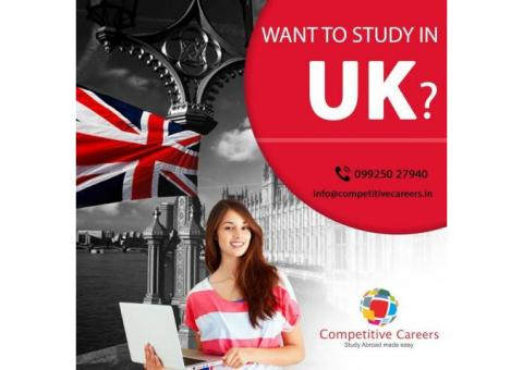 Study in UK Consultant in Ahmedabad