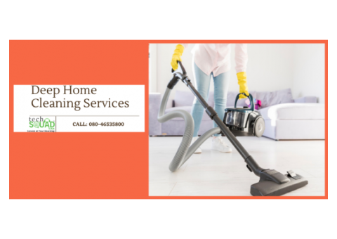 Deep Clean your Home in Hyderabad