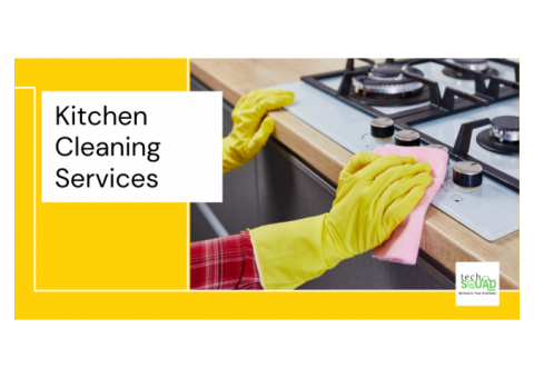 Kitchen Cleaning Services in Hyderabad