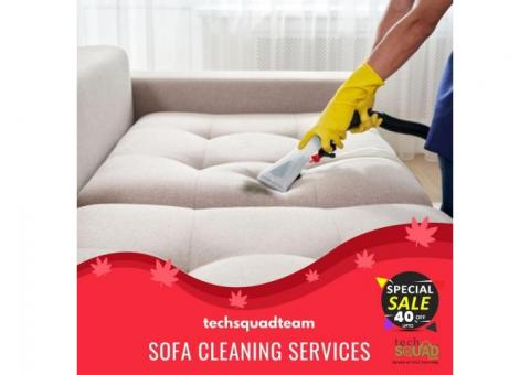 Sofa cleaning services in Hyderabad