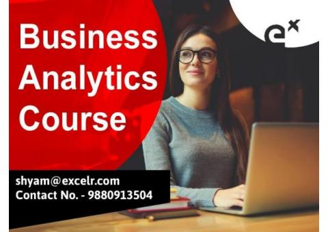 ExcelR - Business Analytics Course  In Pune