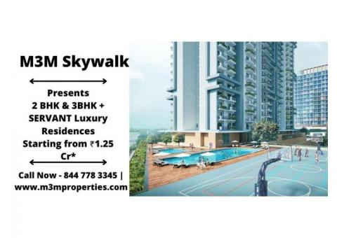 M3M Skywalk Sector 74 Gurugram - Stand Tall Rise Above The Ordinary