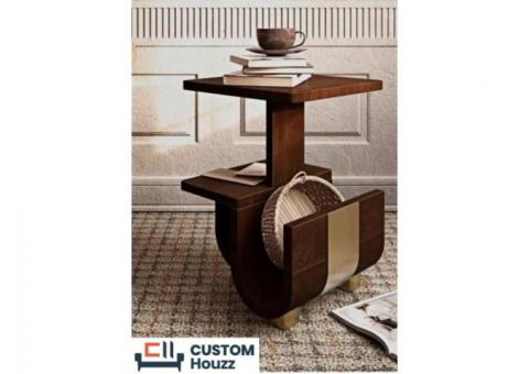 Buy side tables online in India from Custom Houzz .