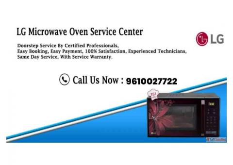 LG Microwave Oven Service Centre in Chennai