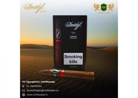 An official website to buy cigars & cigar accessories online in India