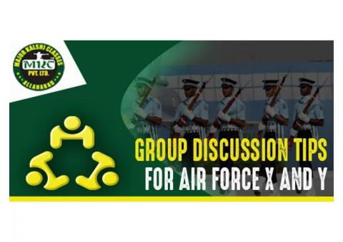 Best Air Force X and Y group Classes in Prayagraj | Major Kalshi Classes