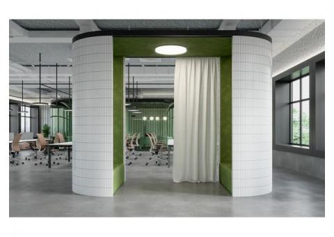 Office Design Services in Gurgaon - Office Interiors by Interia