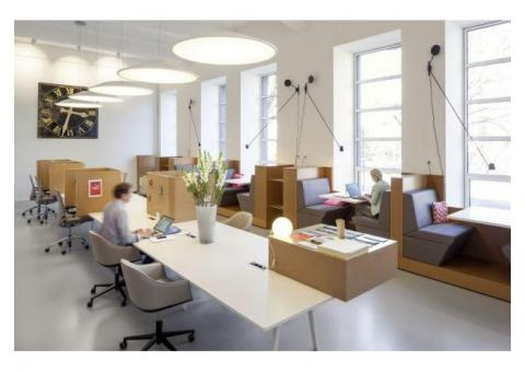 Furnished Office Space for Lease in Sector 3 Noida