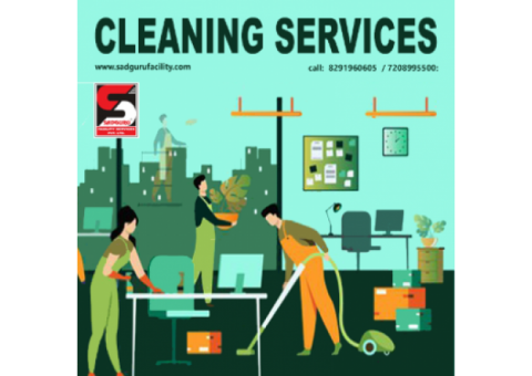 Home Cleaning Services in Mumbai by Sadguru Facility