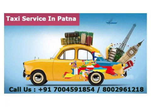 Taxi Services In Patna | 7004591854 |Local & Outstation Taxi