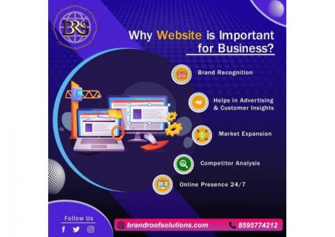 Website Designing Packages | Brand Roof Solutions