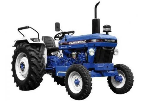 Best Farmtrac 45 Smart Tractor in India 2021