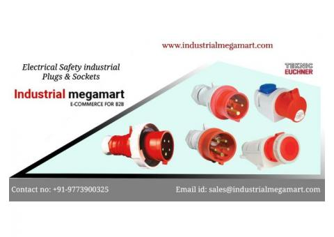 Technic-Euchner plugs and sockets - +91-9773900325