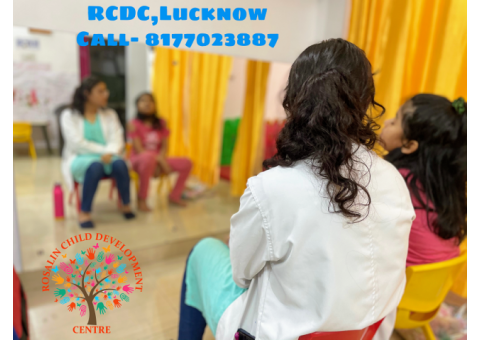 Get the Best Speech Therapy in Lucknow For Your Kids