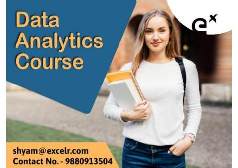ExcelR - Data Analytics Courses  In Pune