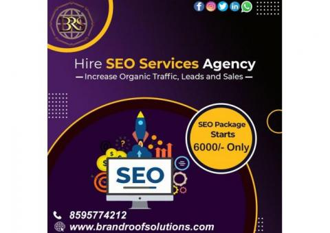 SEO Services Agency in Delhi NCR | Brand Roof Solutions