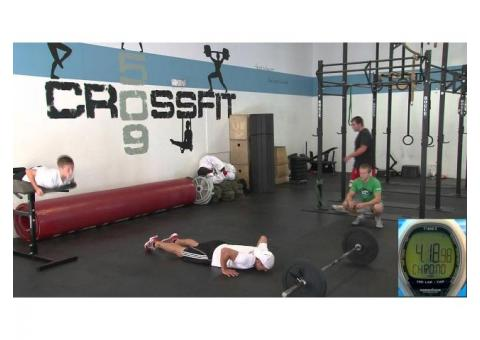 Cross fit training in Noida extension - Fit2MaxGym