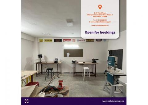 Prototyping Workshop| Fablab and maker space in india - Collab Therapy