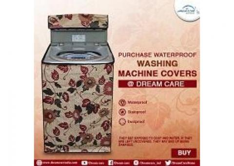 Purchase Waterproof Washing Machine Covers At Dream Care