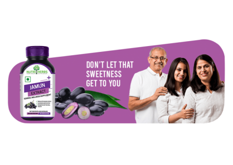 Buy Jamun Extract Capsules for a Healthier Life