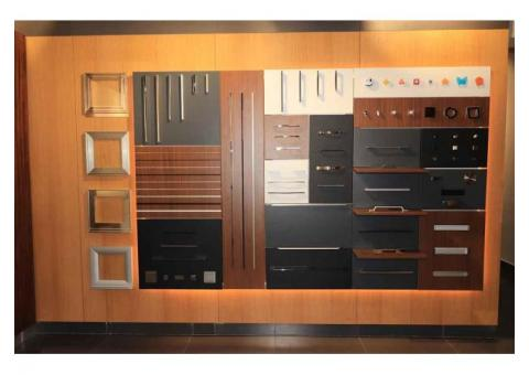 Construction Industry, Accesses for Interiors