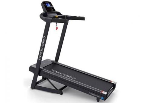 Shop Now Z2 Treadmill for Home Use from Fitness World
