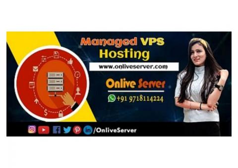 Powerful Managed VPS Hosting Plans with Onlive Server
