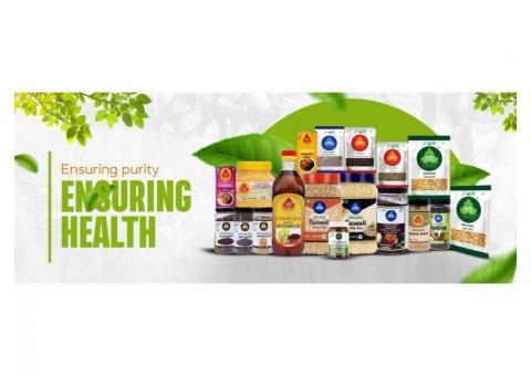 Best Organic food Products Brand in India | NIMBARK FOODS